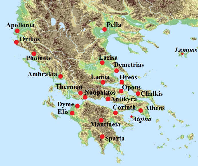 The Second Punic War: The Year 207 BCE – – Corvinus –
