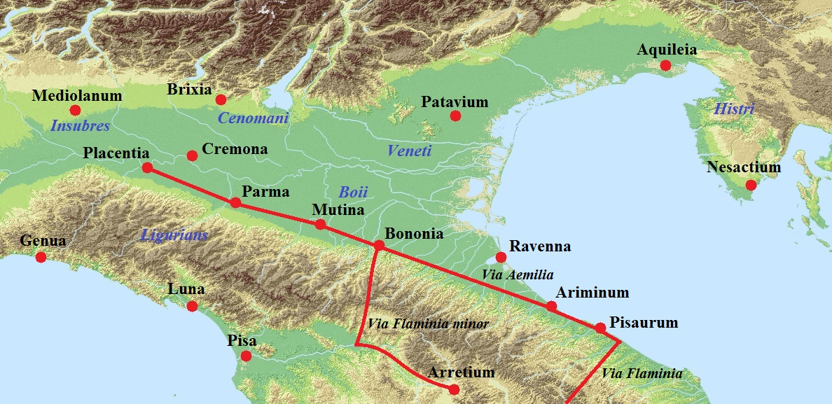 Into Histria: The Year 178 BCE – – Corvinus –