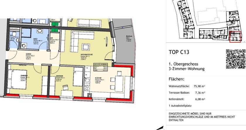Wohnung Wiener Neustadt