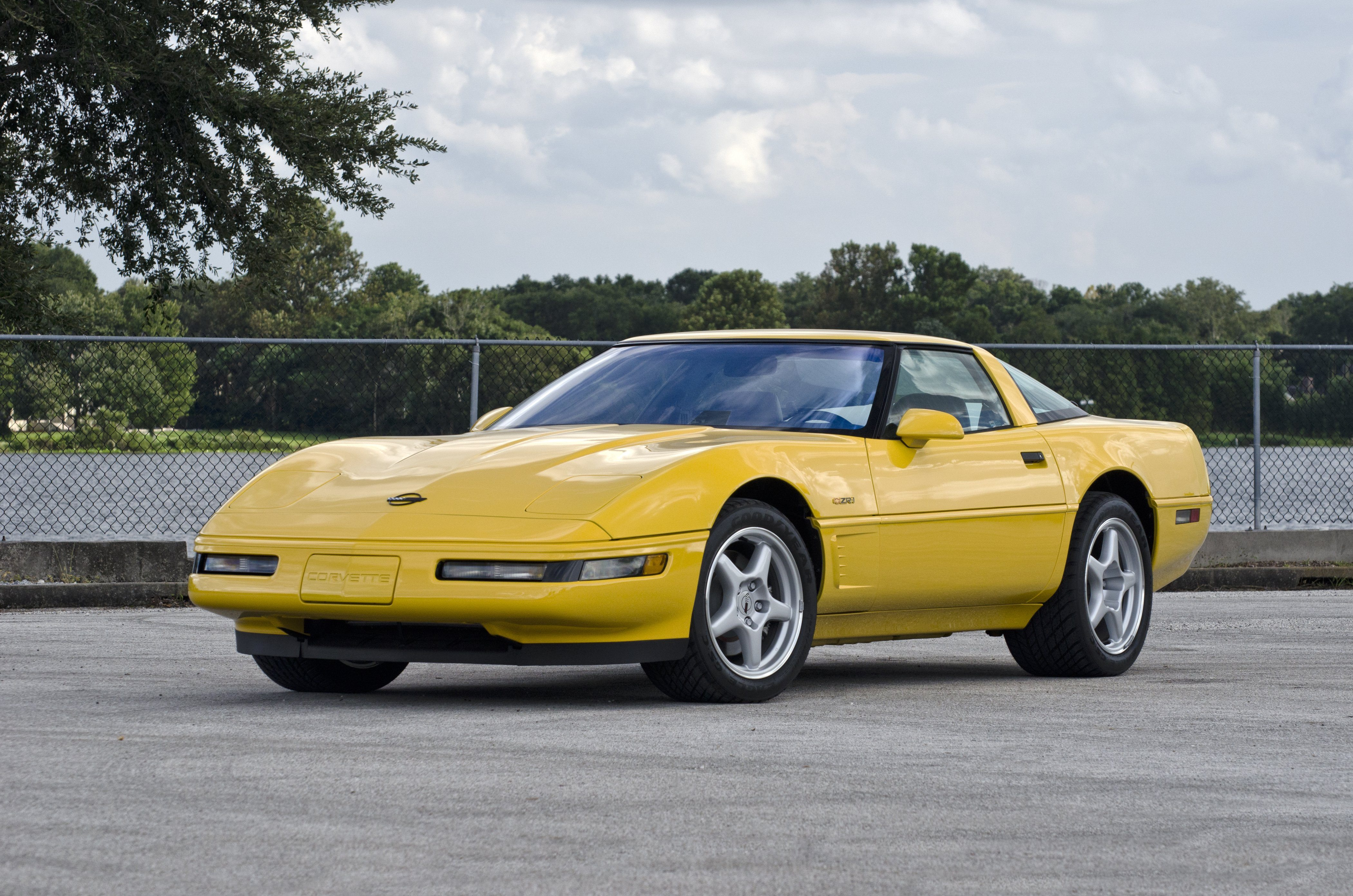1989 C4 Corvette Ultimate Guide Overview Specs Vin  2018