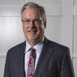 Portrait of attorney John J. Hollins Jr.