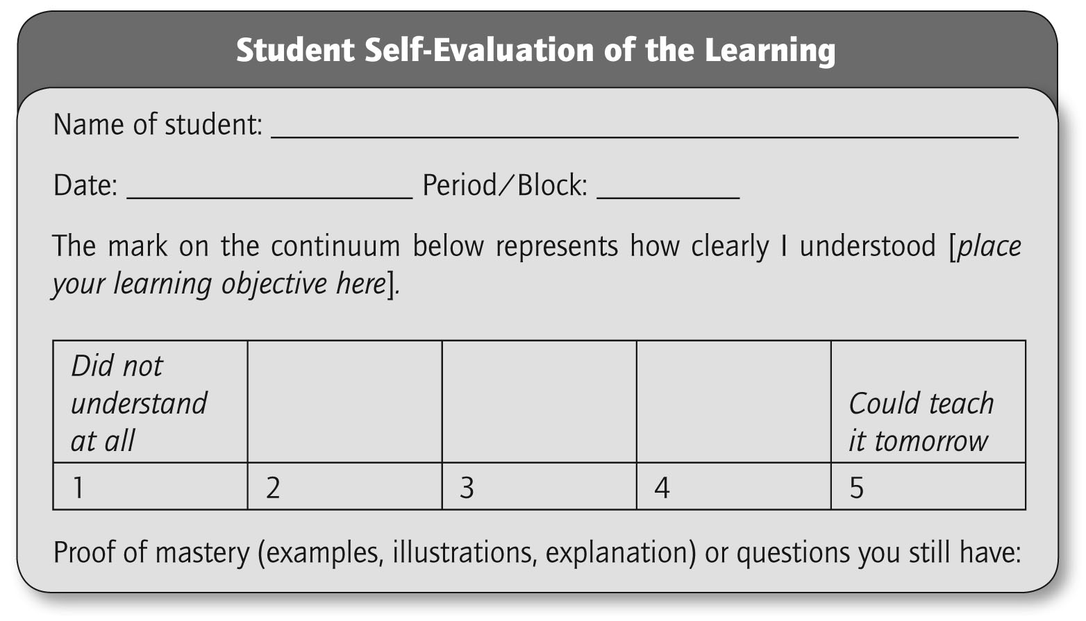 The Importance Of Debriefing In Learning And What That Might Look Like In The Classroom