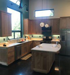 kitchen lighting in a craftsman home [ 4032 x 3024 Pixel ]