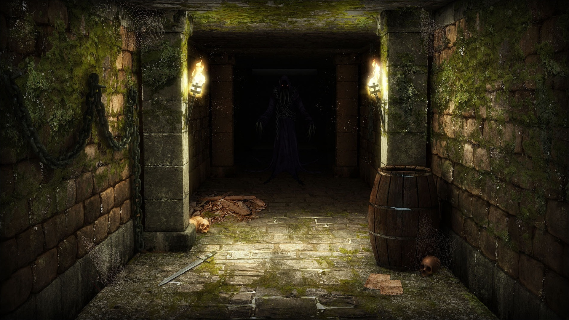 deathtrap dungeon corwyn
