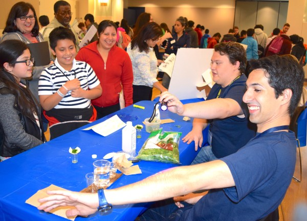 Gostem 6th Annual Latino College & Stem Fair Of