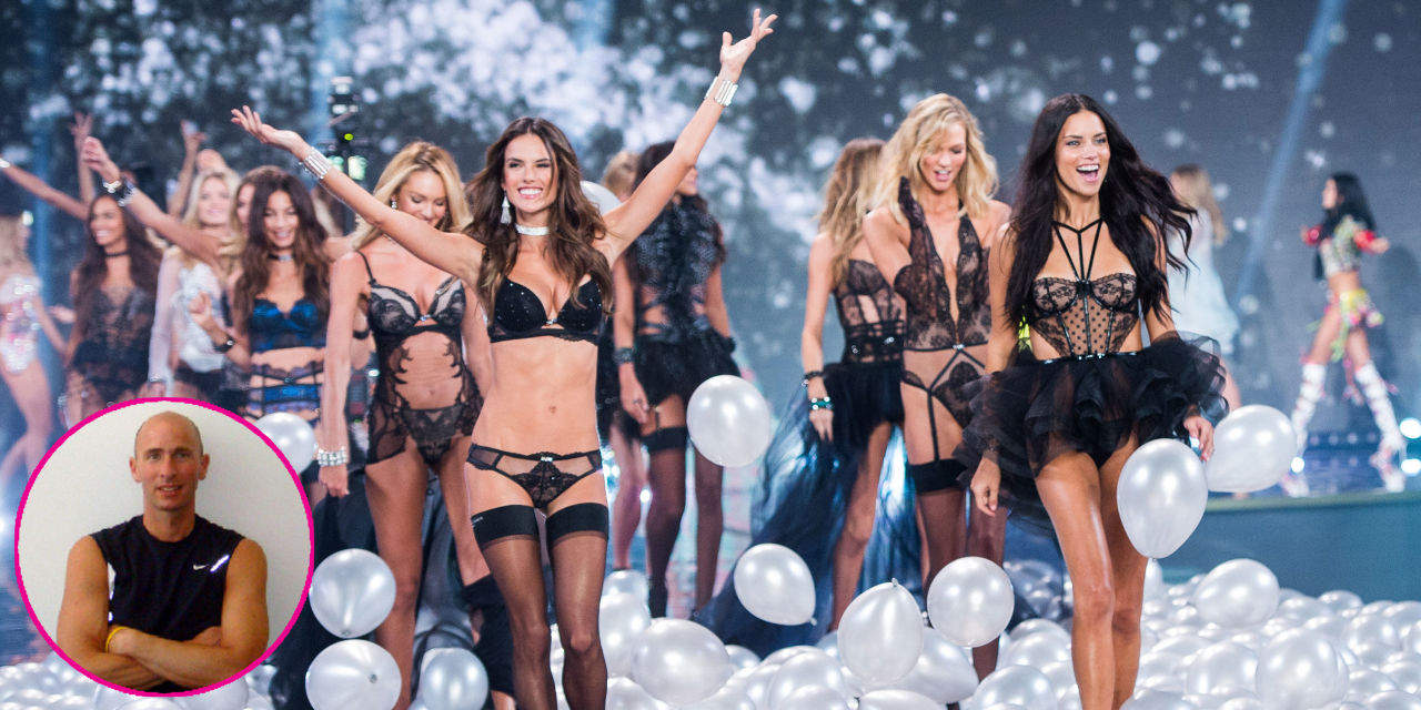 How does Victoria's Secret's Personal Trainer Train the Angels?