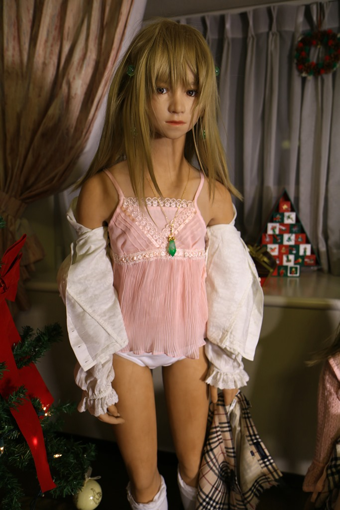 Could These Creepy Sex Dolls Help Stop Child Sexual Abuse