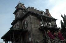 Disneyland Worker Dead In Haunted Mansion