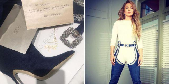 Jennifer Lopez Reveals Rihanna's 'Sick Ass Boots' Were Not Meant For Dancing