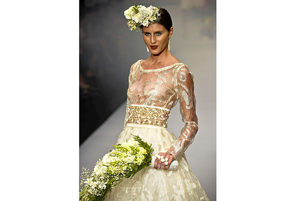Crazy Designer Wedding Dresses