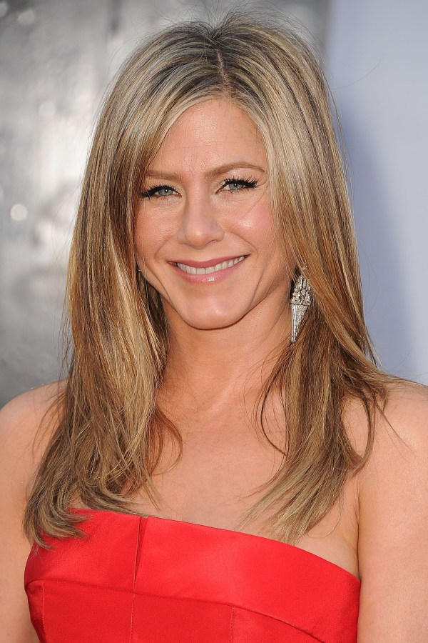 Jennifer Aniston Hair - Of