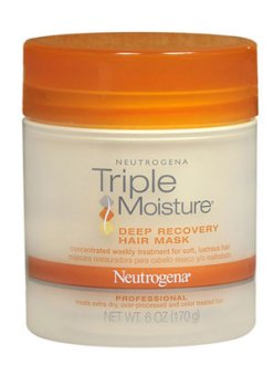 Use this instead of your regular conditioner once a week, and leave it in for a few extra minutes while you shave your legs. You'll love the awesome-hair-day results. Neutrogena Triple Moisture Deep Recovery Hair Mask, $5.99, cvs.com