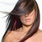 asian hair color - colors