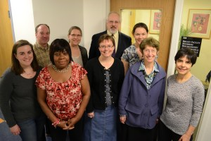 Biochemistry faculty, staff, and advisors