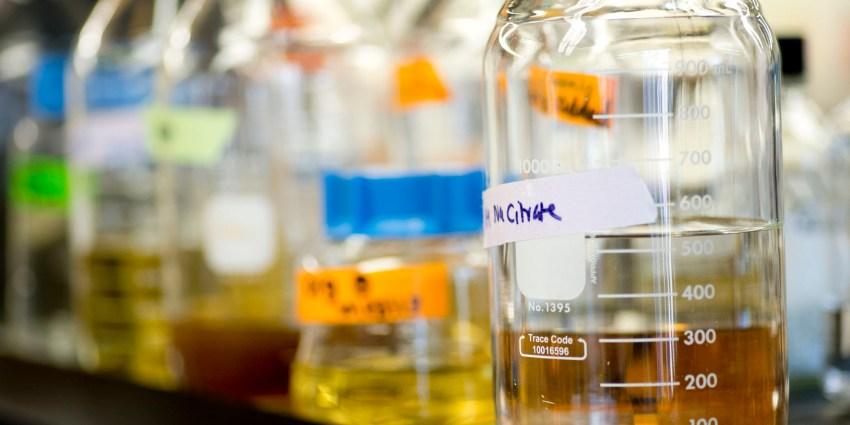 Biology Lab Stock