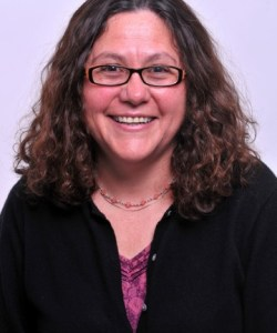 A headshot of Associate Professor Veronica Godoy-Carter