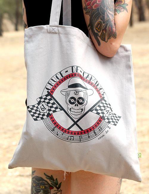 "Tote Bag ""Cruce De Caminos"""