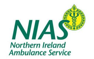NI Ambulance Service Logo Cosaint Training