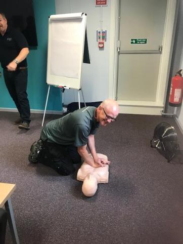 AED Training Defib Northern Ireland