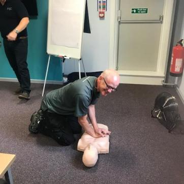 AED Training Defib Northern Ireland