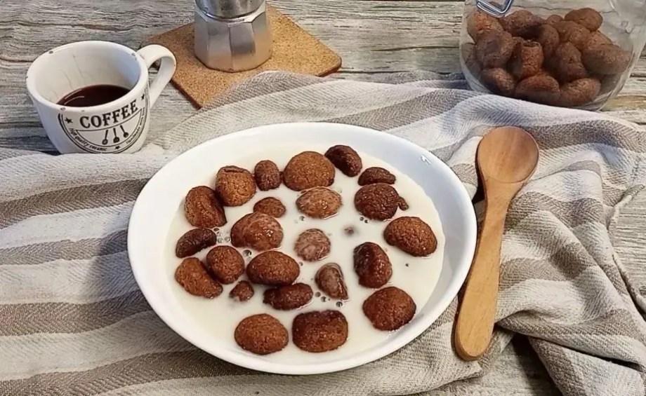 Cereali integrali ricetta