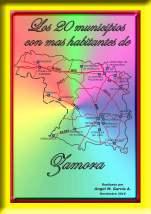 habitantes de Zamora