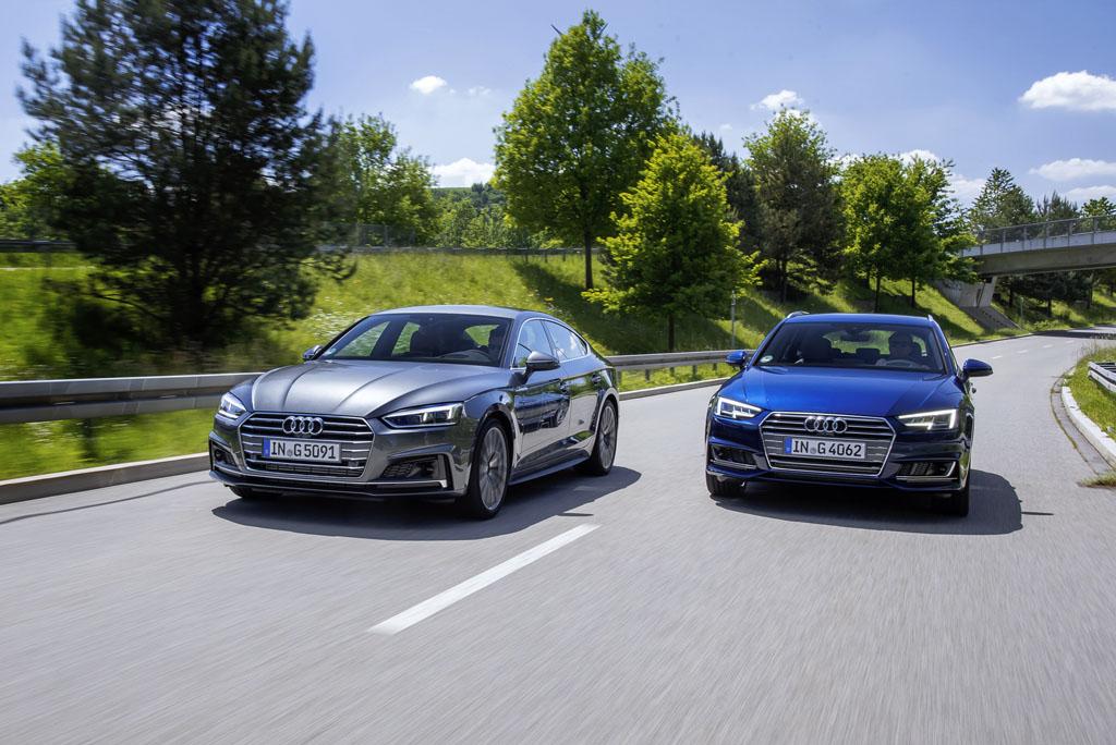Los Audi A4 Avant G-Tron Y A5 Sportback G-Tron Ya Se