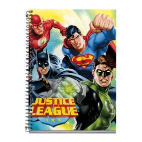 Agenda La liga de la justicia