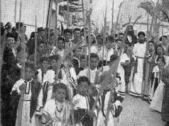 COSAS DE LORCA - PUEBLO HEBREO PASO BLANCO