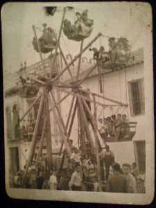 ANTIGUA NORIA FERIA DE LORCA