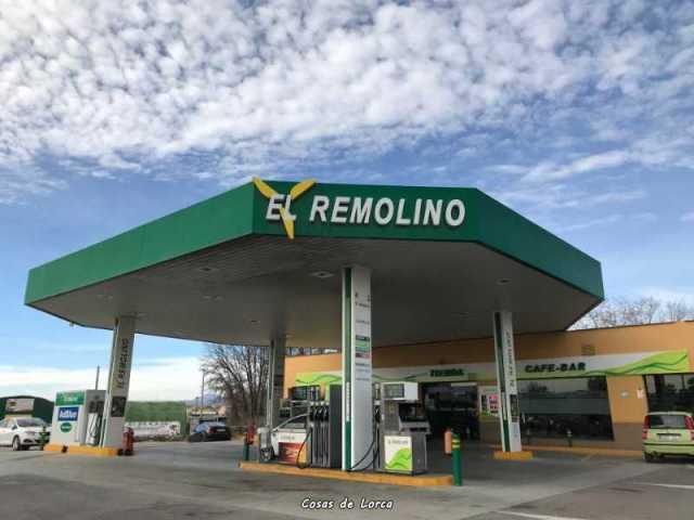 ESTACION DE SERVICIO EL REMOLINO