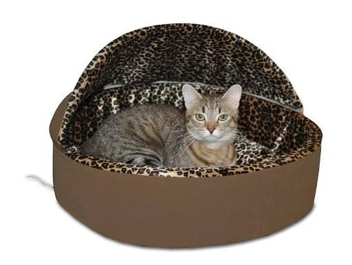 Camas térmicas para gatos