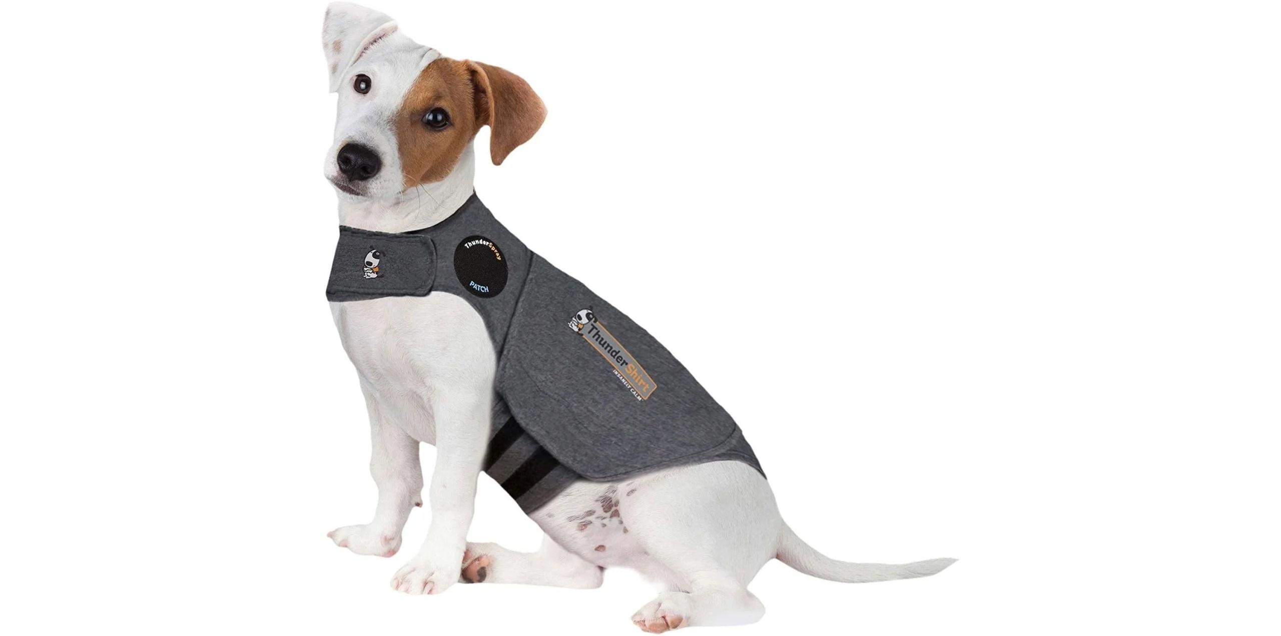 ThunderShirt camiseta para ansiedad en perros - opiniones