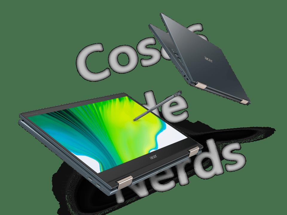 Acer Spin 7 Convertible - Cosas de Nerds