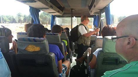 Bus-Las Navas-Estación-7-9-2014