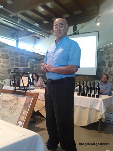 Rufino Rodríguez Domínguez - Alcalde de Madrigal de las Altas Torres