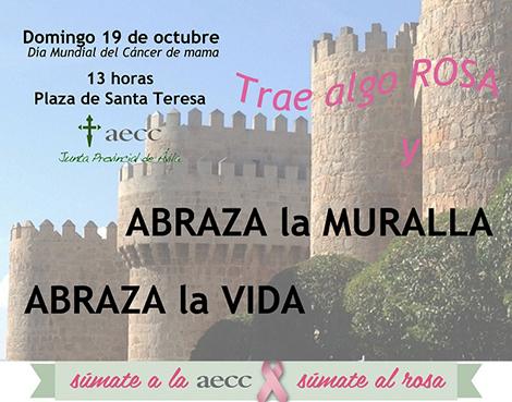 muralla rosa