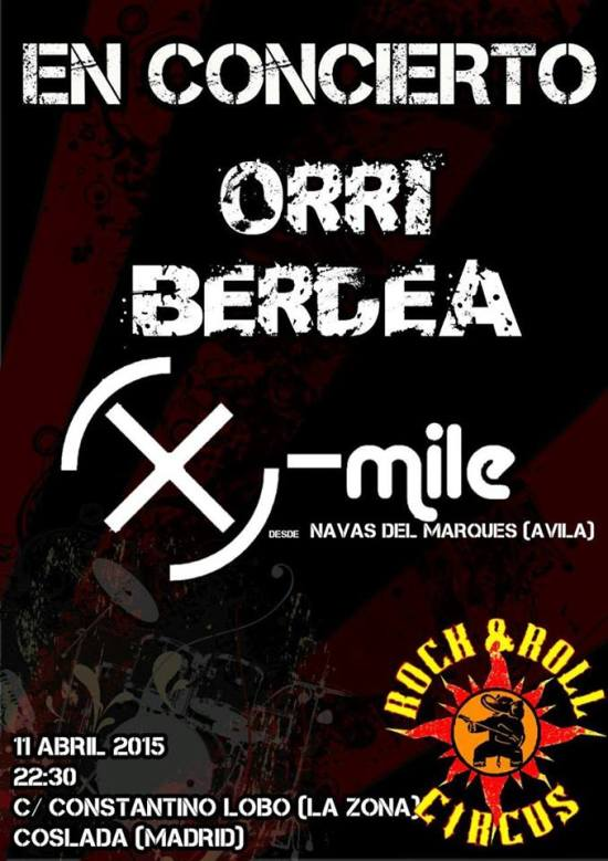 Orri Berdea y X-Mile
