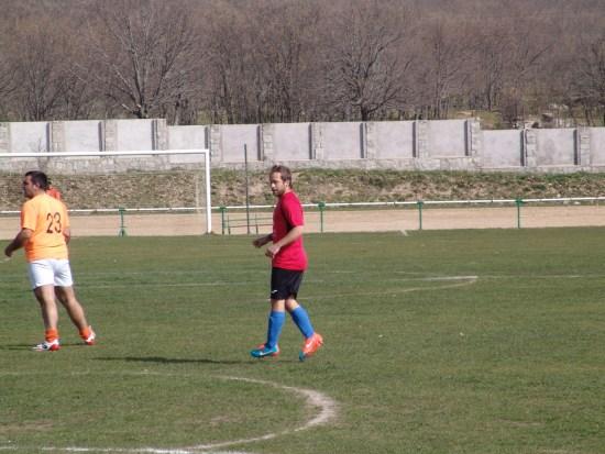 José Ramón no falto a su cita con el gol ayer, marcando el 4º
