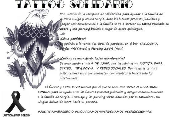 Tatoo solidario