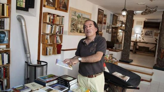 G. Yebra actualiza a Santa Teresa de la mano de un excéntrico viajero inglés
