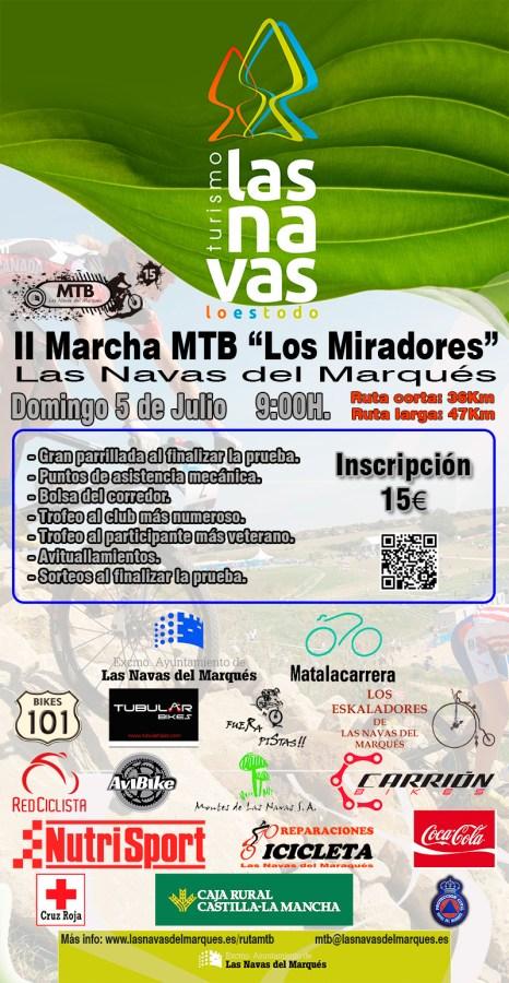 MTB Los Miradores
