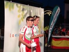 JUVENILES-1º Sergio Martin (el cual no pudo recoger el premio);2ºAngel Greciano;3º Roberto Greciano