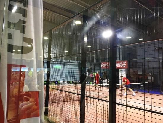 I Torneo de Pádel Cruz Roja de Ávila