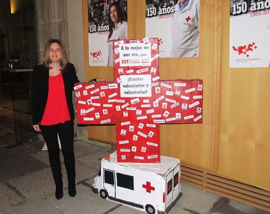 160127 Premios voluntariado Belen López Zabala