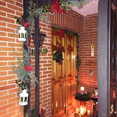 """Entrada a la Navidad"", Chelo Monje Alonso"