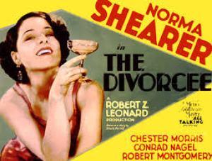 Norma Shearer La divorciada