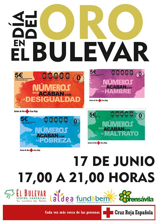 Dia del Oro ElBulevar Cartel