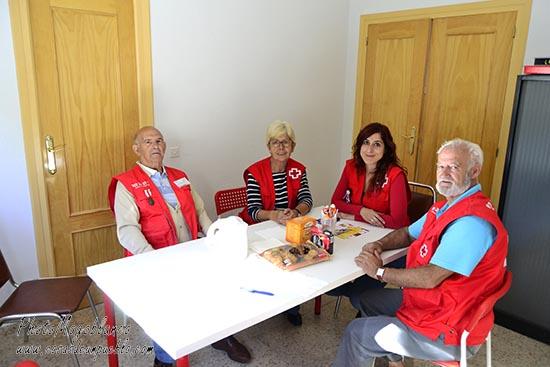 Voluntarios Cruz Roja Las Navas del Marqués