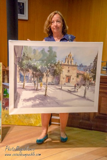3º obra Nº 27, María Victoria Moreno